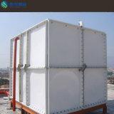 ガラス繊維GRPの水記憶のためのSMCによって形成されるパネル部門別タンク