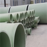 Pipe de processus composée de la fibre de verre GRP de FRP (Dn15mm-Dn4000mm) Zlrc