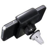 Beweglicher elastischer Auto-Luft-Luftauslass-beweglicher allgemeinhinplastikhalter