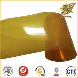 약제 패킹을%s 투명한 황색 PVC 필름