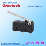 Mini micro interruptor da qualidade super usado no controle da indústria