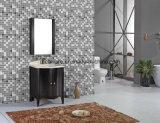 """36 """" vanité réglées de salle de bains en bois solide de /White de vanité de salle de bains de Simple-Bassin"""