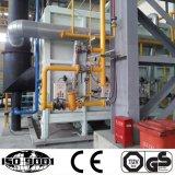 Fornace di gas del riscaldamento di pezzo fucinato della Automobile-Parte inferiore
