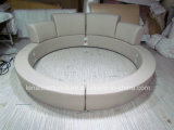 Base redonda adulta del nuevo estilo del dormitorio Cy001