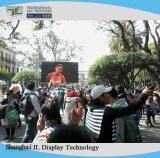 Video esterno di risparmio di potere P6 HD che fa pubblicità al segno muoventesi del LED dalla Cina
