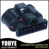 Разъем проводки провода Pin PA66 Ket 6 женский водоустойчивый автоматический