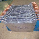 Llevar la placa de ánodos de cobre/Electrorefining Electrowinning/electrólisis