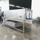 Máquina de lavar automática da caixa plástica/máquina de lavar industrial da cesta