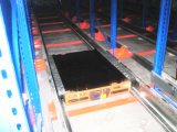 Palete de transporte de paletes por material de aço