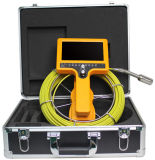 Pipe industrial Sewer Drain Inspection Camera System com DVR Function