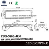 Proteção de segurança carro barras de luz LED de Montagem Superior (TBG-506L-4C âmbar)