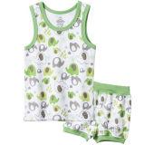Personalizar Bonitinha bebê macio de algodão puro prensa