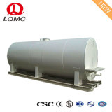 12000 horizontale personnalisée gallon de carburant du réservoir de stockage de liquides