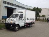 2018 Sinotruk Rhd 4X2 2 Ton Mini Van Caminhão de armazenamento refrigerado