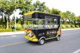 Красивые Fast Food Mobilr погрузчика с различными Euipment предприятий общественного питания