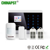 Cid Protocol Wireless GSM + PSTN Home Security Alarm System (PST-PG992TQ)