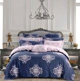300tc contagem de segmentos de algodão Luxo Novo Design impresso roupa de casa