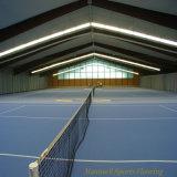 사용된 테니스 지면 실내가 플라스틱 롤 PVC에 의하여