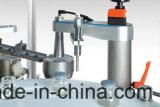 آليّة صيدلانيّة سائل زجاجة يملأ & يغطّي مصنّع معدات