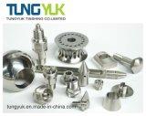 Pezzi meccanici personalizzati di CNC dell'acciaio inossidabile usati sulla strumentazione di automazione