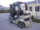 2.5 Tonne LPG-Gabelstapler mit GR.-Motor für nordamerikanischen Markt