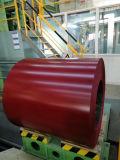 Катушки PPGI/Prepainted катушка/оцинкованной стали с полимерным покрытием стали катушки зажигания
