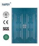 Revestimento a pó grande porta de aço barato (RA-S180)