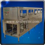 Linha de produção engarrafada automática cheia da água