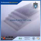 In reliëf gemaakte Blad van het Blad van het Blad PC van het Polycarbonaat van de Deur van de Badkamers van Bayer het Decoratieve Materiaal Gekleurde Stevige Polycarbonaat