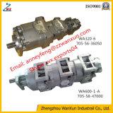 Zahnradpumpe 705-12-37010 705-12-37040 Japan-KOMATSU für Ladevorrichtung Wa450-1 Wa470-1