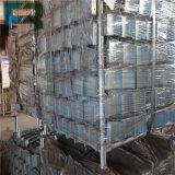 Placa de aço galvanizada perfurada do metal do andaime da construção