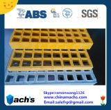 Gradeamento de fibra de vidro /Gradeamento GRP /gradeamento de PRFV / Gfrp chiadeira passou ABS ISO9001 2015