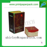 Personnaliser la bouteille de vin de luxe cadeaux papier Emballage