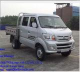 Sinotruk Cdw único motor Diesel de 2 ton. de la cabina 4X2 Mini Dumper Truck