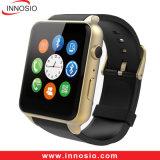 Wearable pantalla táctil impermeable de Bluetooth del IOS / Android inteligente reloj teléfono móvil / teléfono celular