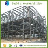 Structure en acier de construction de toit établissant le modèle à plusiers étages à vendre