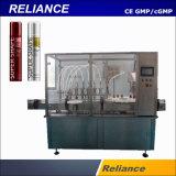 シャンプーまたは液体のためのフルオートマチックの満ちるキャッピングの分類機械