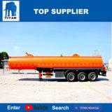 3 assen 54, 000 van de Brandstof Liter van de Aanhangwagen van de Tanker voor dragen Eetbare Olie en Latex