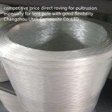 Produzieren Glas-direkten Umherziehens des Flexibilitäts-Zelt-Pole-C durch Pultrusion