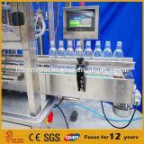 Máquina de enchimento de líquido eletrônico do tipo eletrônico Shanghai Factory, enchimento de garrafa Toalf250-4