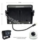Omgekeerde Camera van het Systeem van de auto Rearview met 7-duim LCD het Scherm