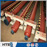 A pressão parte o encabeçamento da distribuição da caldeira para a caldeira de vapor