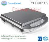 3D/4D-Cw функции сердца ноутбук цветного доплеровского ультразвукового сканера (YJ-C60PLUS)