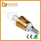 Hauptkerze-Glühlampe der gehäuse-Beleuchtung-LED der Lampen-5W E14 E27 LED
