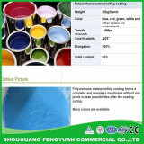 Capa de impermeabilización (PU) del poliuretano flotante