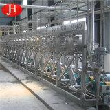 Циклончик нержавеющей стали гидро отделяя перерабатывающее предприятие сладкого картофеля крахмала
