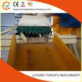 Fio de cobre de equipamento de reciclagem de sucata