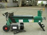 Eléctrica de alta calidad de madera Horizontal Divisor y divisor de registro E-Ls-52-5t