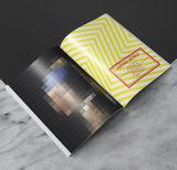 Enlazado perfecta impresión de libros a todo color
