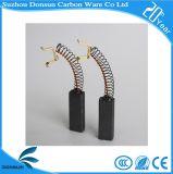 Щетки углерода замены електричюеских инструментов Donsun